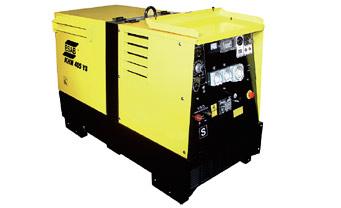 KHM 405 YS Diesel Welder