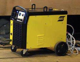 Origo™ Mig 652c welding machine